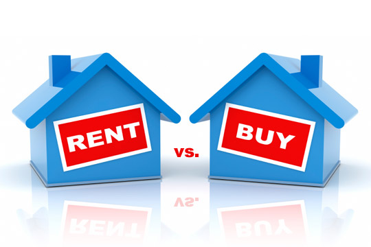Buying vs rent which is better ?