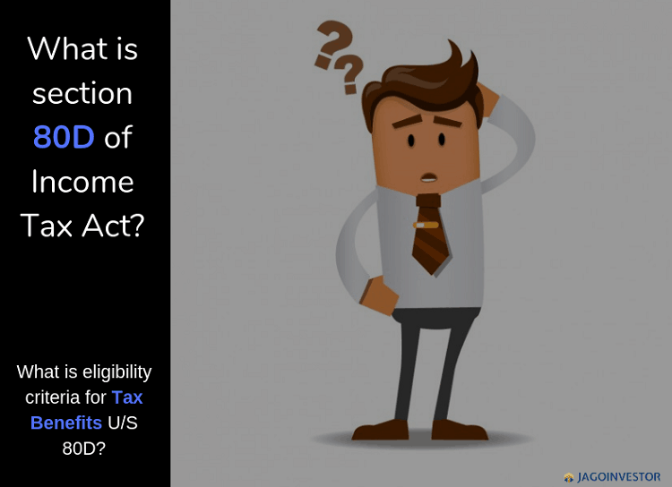 what is section 80D of Income Tax Act, 1961
