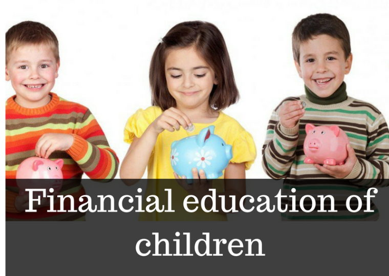 Financial education of children