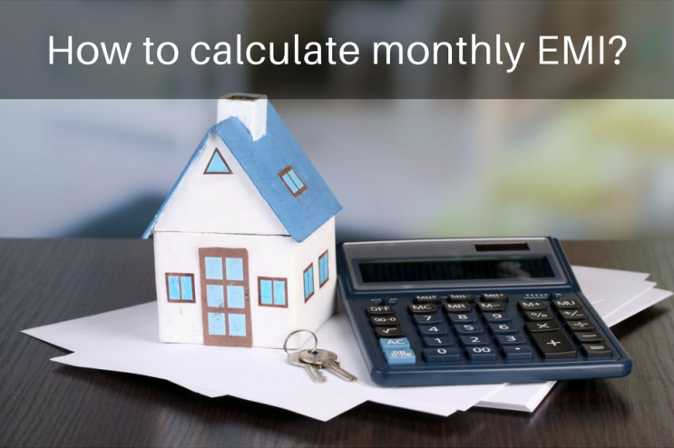 How to calculate EMI on loan