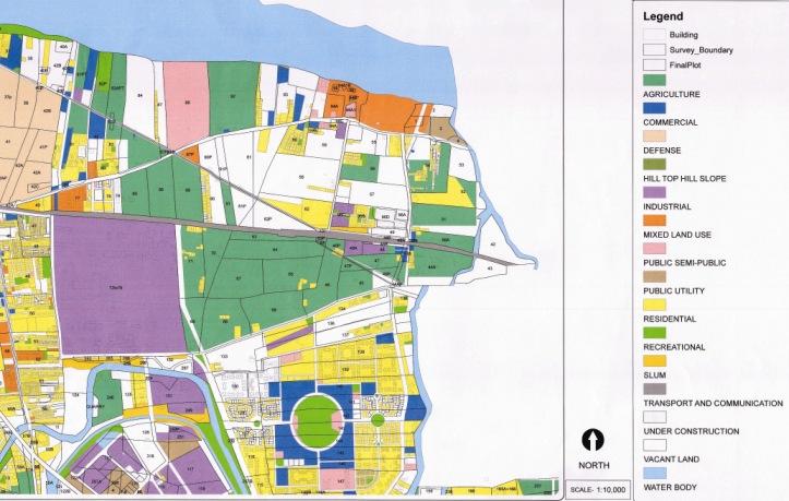 Pune development plan