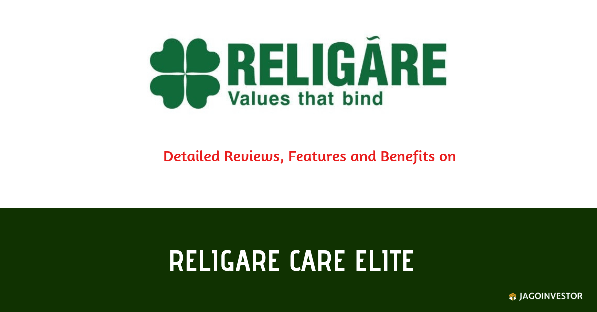 Religare Care Elite Health Insurance Plan