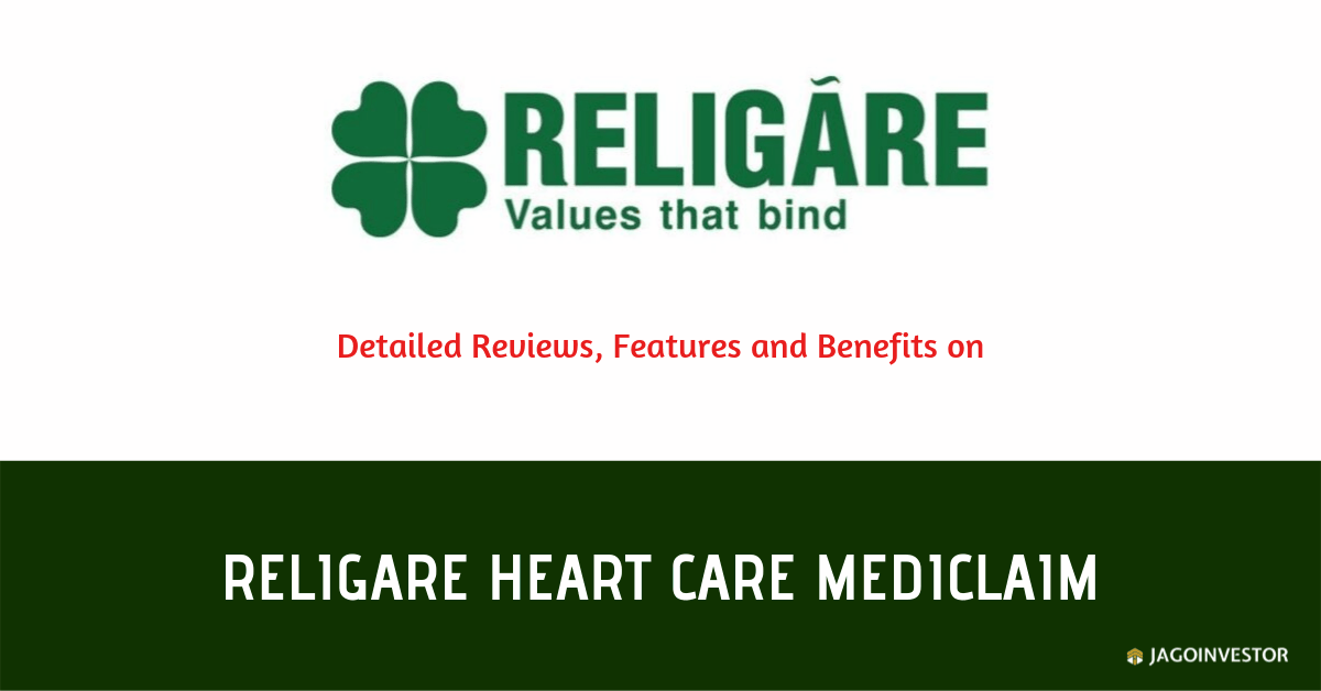 Religare Heart Care Mediclaim Critical illness policy