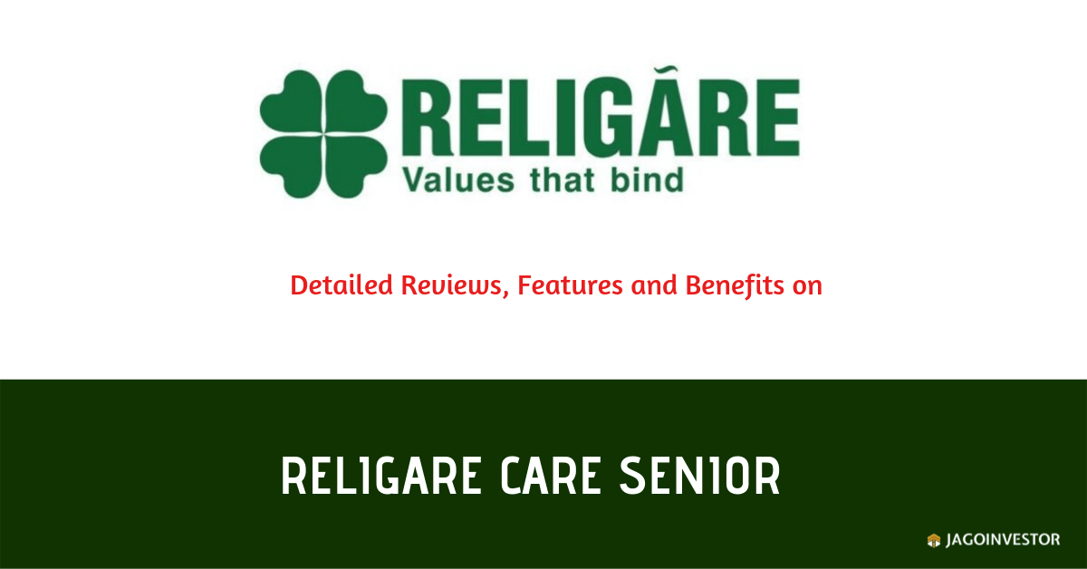 Religare Care Senior Health Insurance Policy