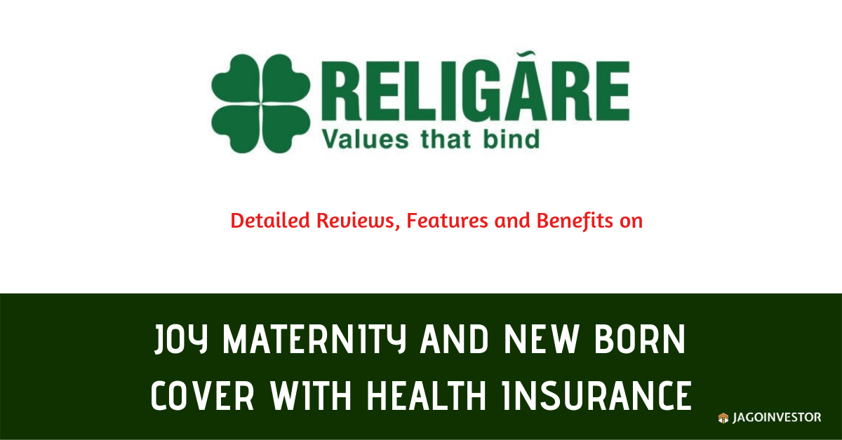 Joy Maternity & New-born Cover with Health Insurance