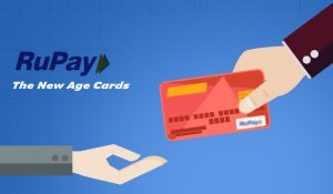 How is Rupay card different from Visa or Mastercard?