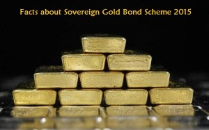 Sovereign Gold Bond Scheme Launched – Here are 6 important Facts