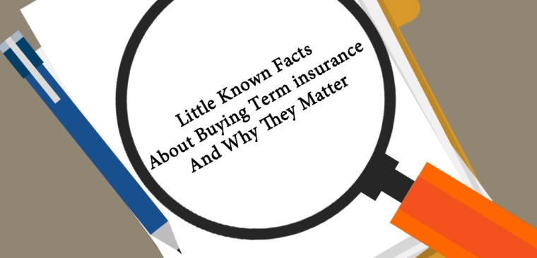 Tips before buying term Insurance