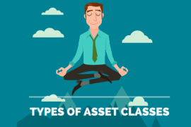 5 Asset Classes Explained - A simple guide for beginner Investors