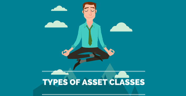 various types of asset classes