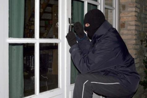 burglary in India