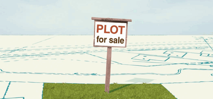 buying plot in india