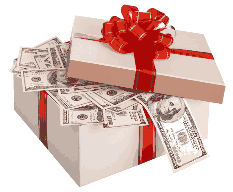 cash as a gift received in marriage is fully exempted from tax