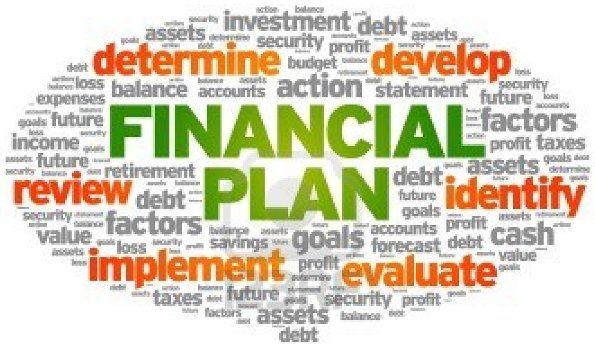 financial planning example