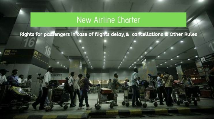 Rights of airline passengers in case of flight delay, cancellation and baggage loss