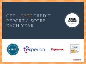 10 minutes video guide to check your FREE Credit Report & Score