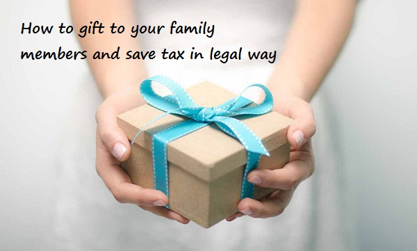 gift tax rules in India