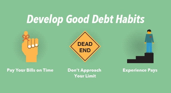 good credit habits