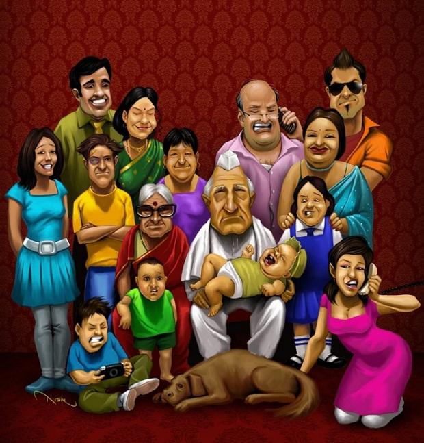 HUF Hindu Undivided Family