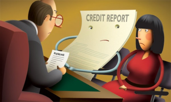 Employers looking at cibil report at job interviews
