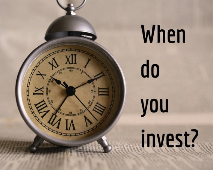 Benefits of investing your money at the start of month