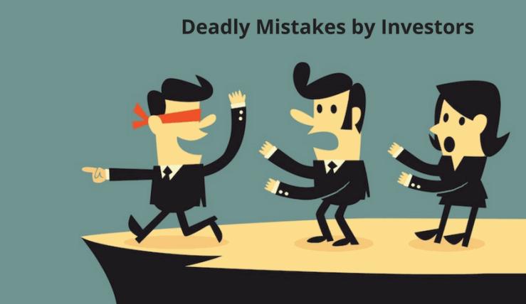 investors mistakes