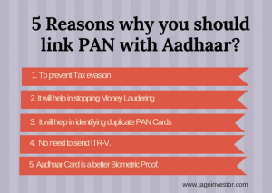 Have you linked your Aadhaar with PAN? If not PAN may be blocked soon…