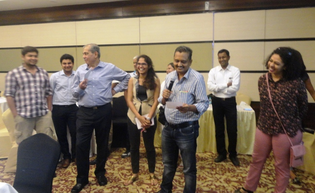 mumbai workshop 2015