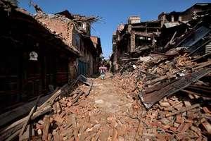 Nepal Earthquake April 2015