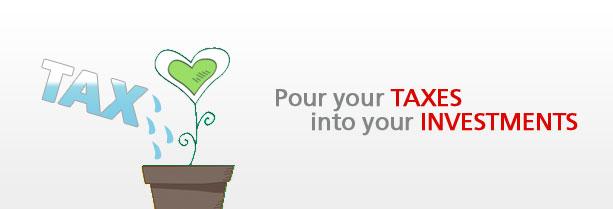 Tax Saving Campaign