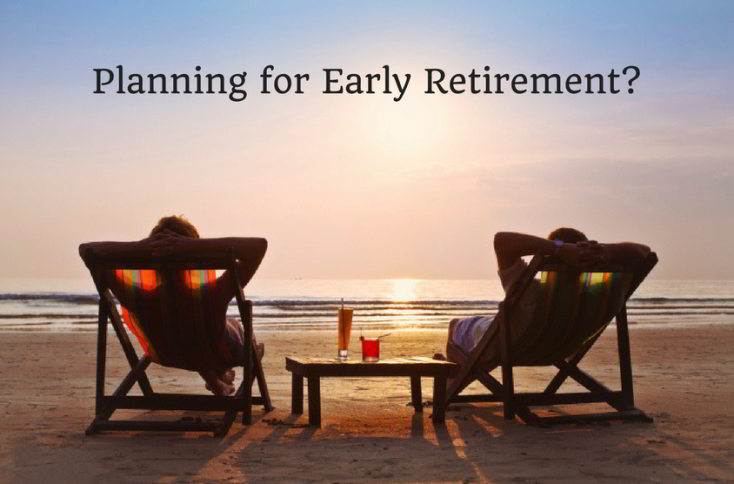 How to plan for early retirement - A real life study and guide for beginners