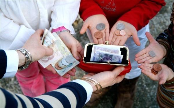 Pocket Money vs Salary