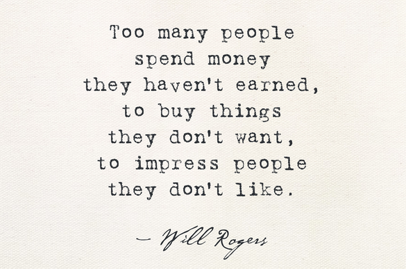 quotes on spending money