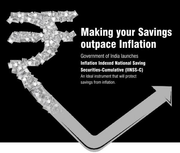 rbi inflation linked bonds national saving securities