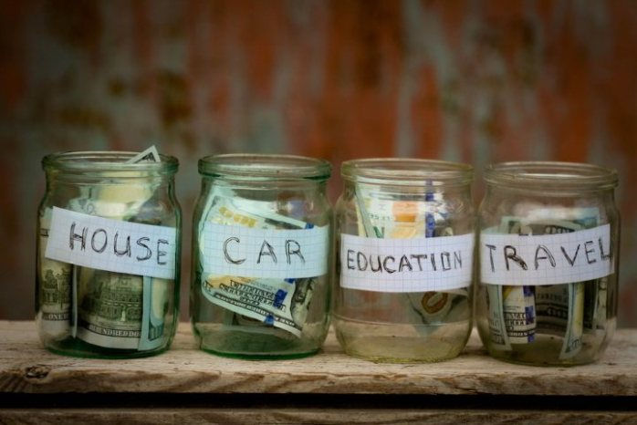 saving money for future