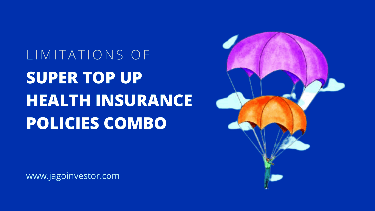 How a super topup cover is different than buying a single big health insurance cover?