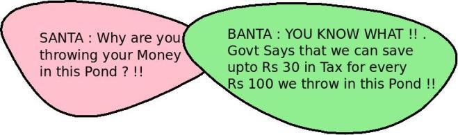 tax saving joke