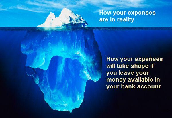 How expenses take shape