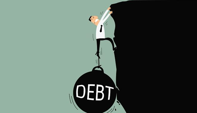 Living your life with too much debt