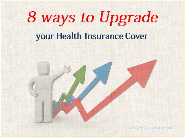 Upgrade Health Insurance Cover