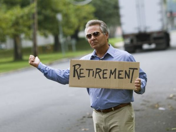 worried for retirement india